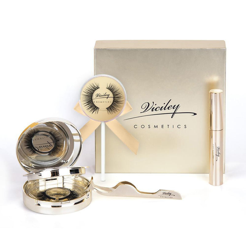 Viciley Magnetic Lashes Kit - Limited Edition - Vicileycosmetic
