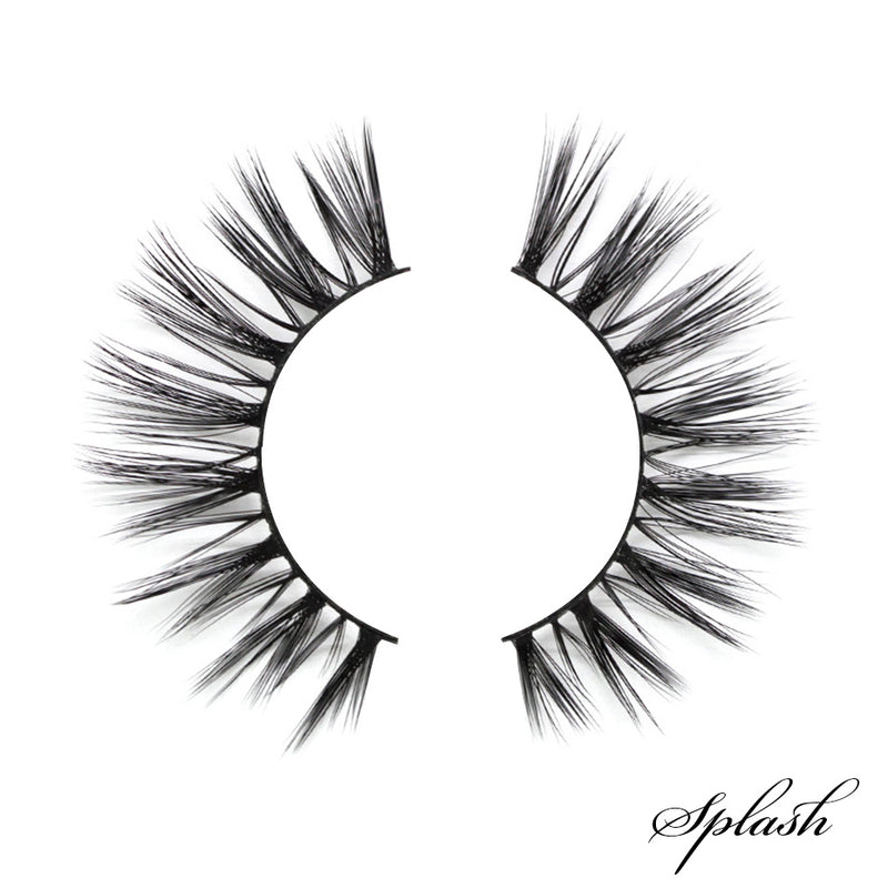 Viciley Lashes (2 Pairs) – Dramatic/Splash