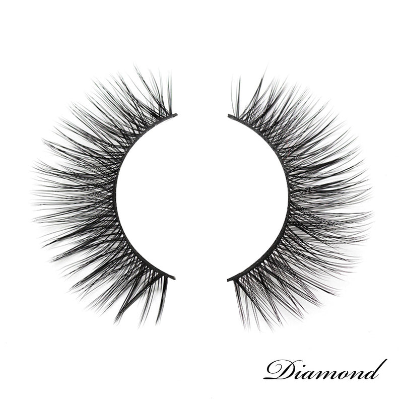 Viciley Magic Lash Kit (3 Pairs) - Effect/Diamond