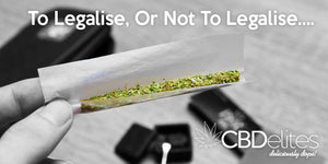 To Legalise or Not to Legalise.....