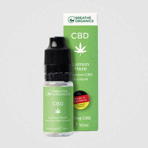 Lemon Haze 300mg CBD Vape Juice