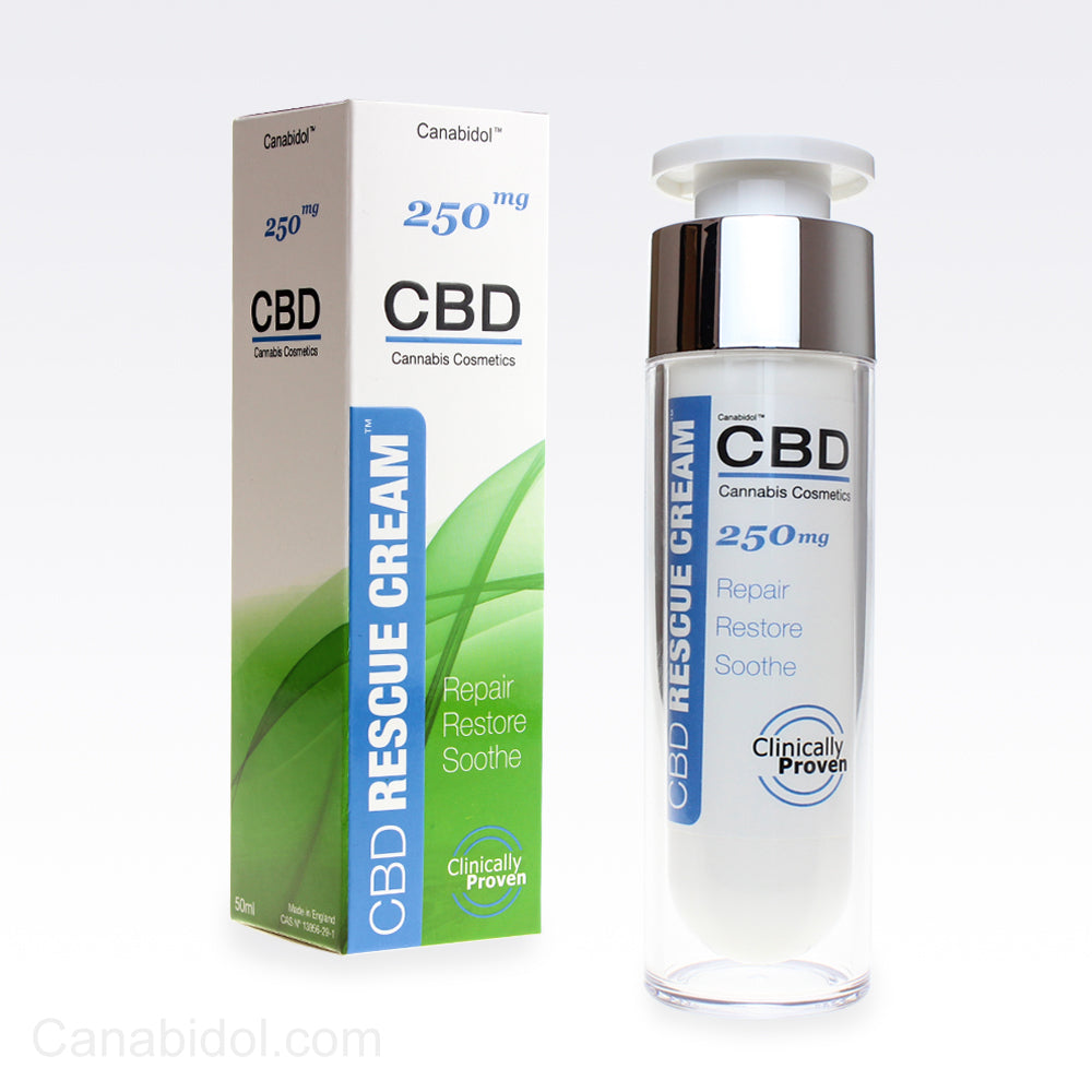 Canabidol Rescue Cream | CBDelites | Free UK Shipping