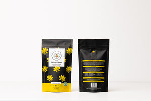 Cheerful Buddha CBD Coffee | CBDelites | Free UK Shipping