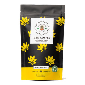 Cheerful Buddha CBD Coffee | CBDelites