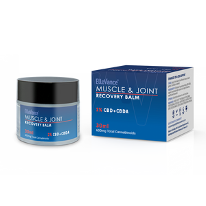 ElleVance Muscle & Joint Recovery Balm