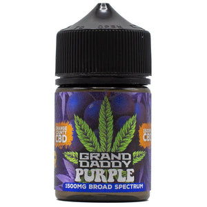 Orange Country CBD - Gran Daddy Purple