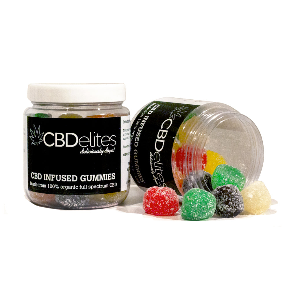 CBDelites 500mg Gummies