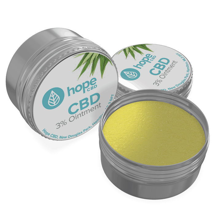 Hope CBD Balm | CBDelites | Free UK Shipping