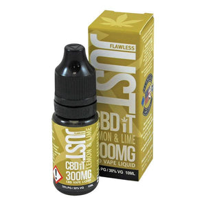 Just CBD It Vape Lemon & Lime