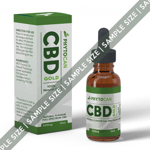 Phytocan 500mg Free Sample CBD | CBDelites