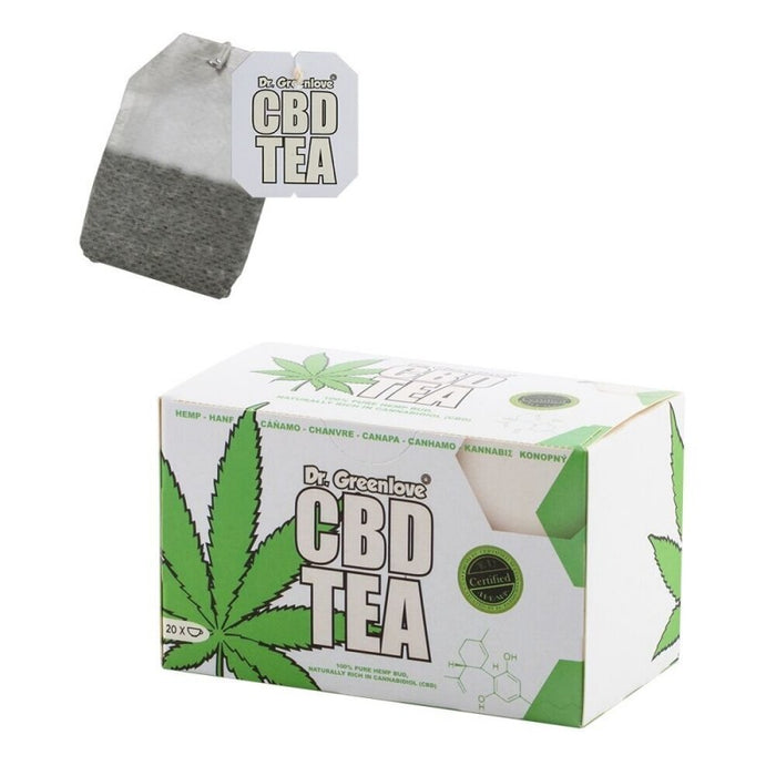 Dr Greenlove CBD Tea