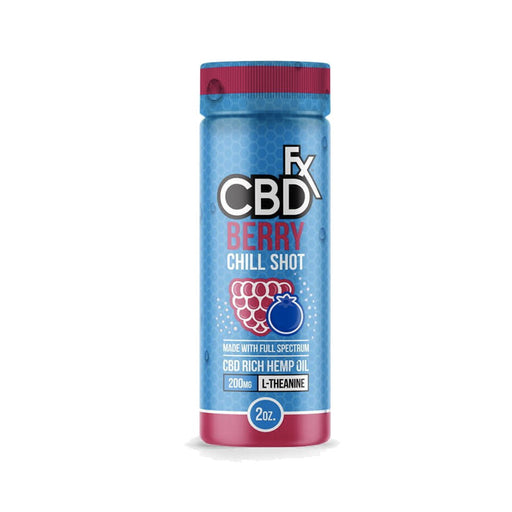 CBDfx Berry Chill Shot | CBDelites