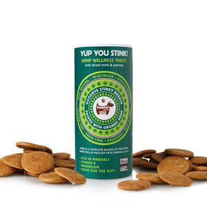 Hownd Dog Treats - Yup you Stink!