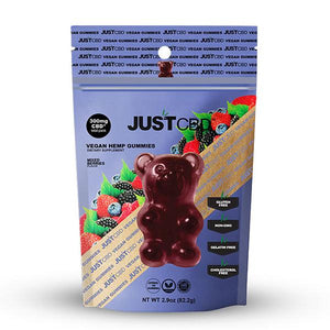 Just CBD Mixed Berry Gummies
