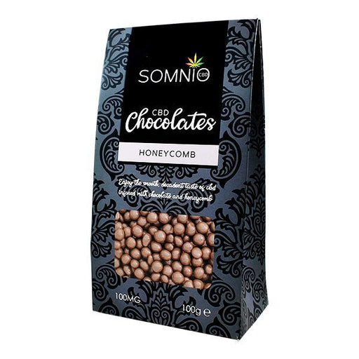 Somnio CBD Chocolate Honeycomb | CBDelites