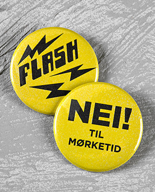 Moods of Norway Buttons
