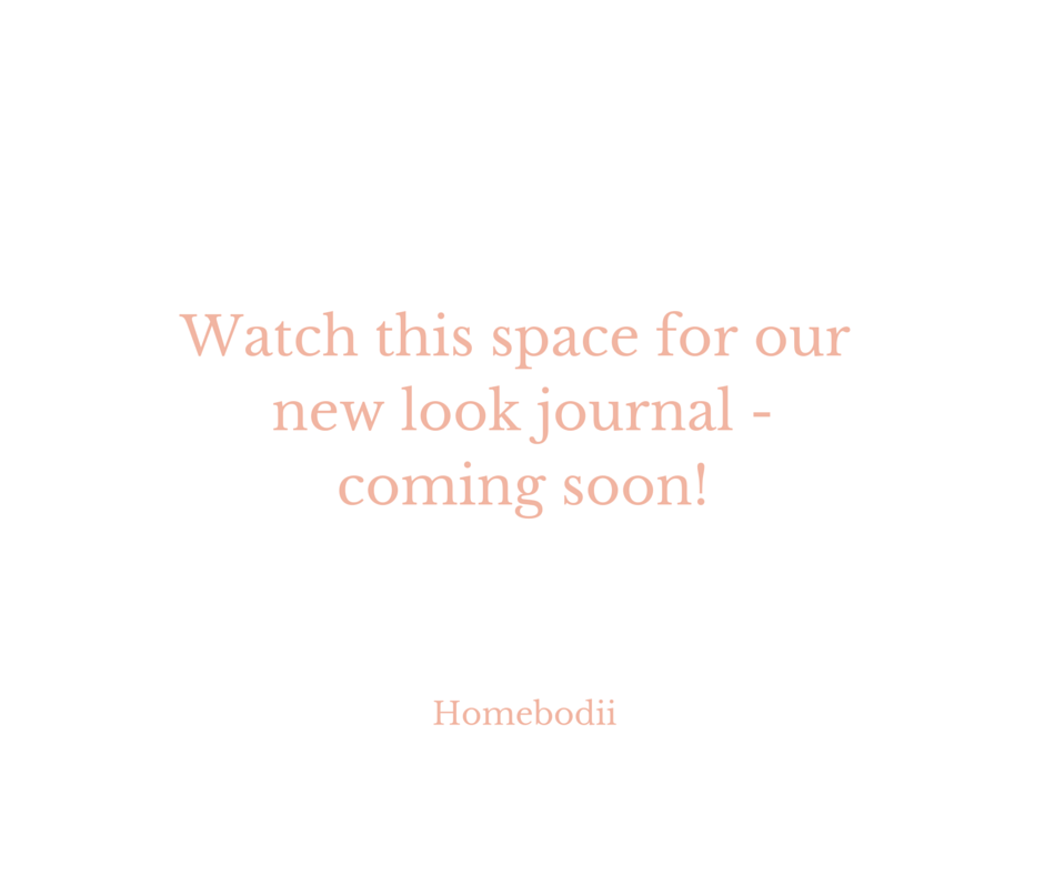 New Look Journal - Coming Soon!