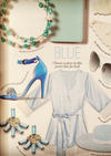Something Blue Cosmo Bride January 2014