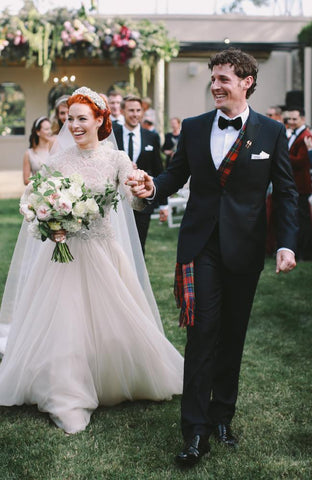 Emma Watkins wedding