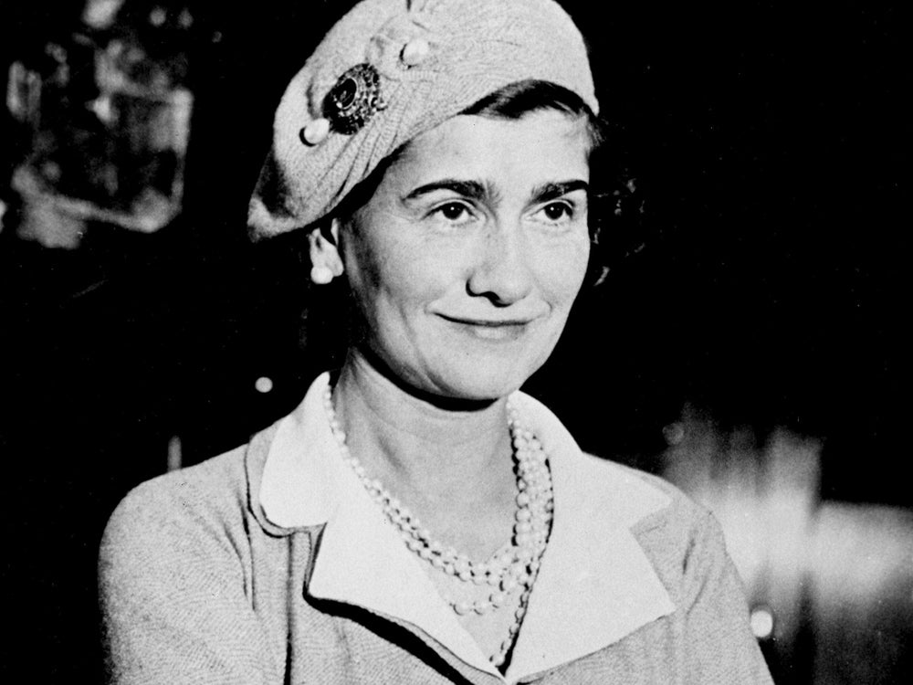 Homebodii's Most Inspiring Women in History - Coco Chanel