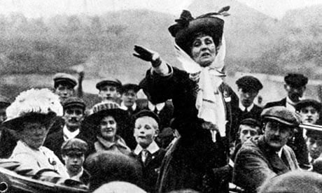 Homebodii's Most Inspiring Women - Emmeline Pankhurst