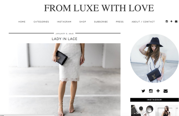 HBSHE dress From Luxe With Love