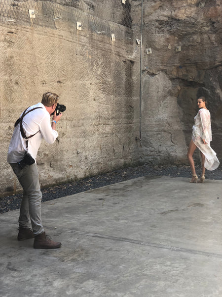 Photographer Scott Surplice Behind the Scenes with Homebodii