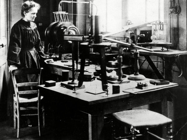 Most Inspiring Women in History - Marie Curie