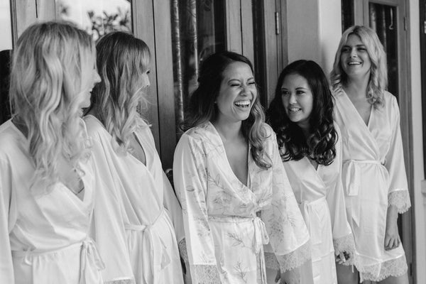 Bridal Party Bridesmaid Robes