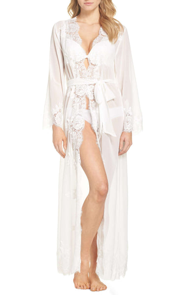 Nordstrom - Homebodii Helena Long Bridal Robe