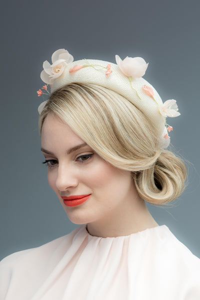 Joanne Edwards Millinery Floral Headpiece
