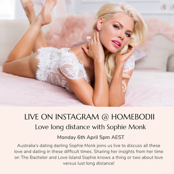 Sophie Monk Homebodii