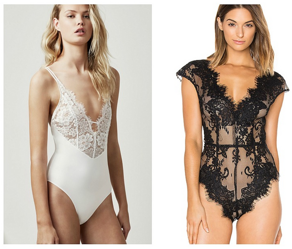 Rebecca Judd Loves: Homebodii Tatiana Bodysuit
