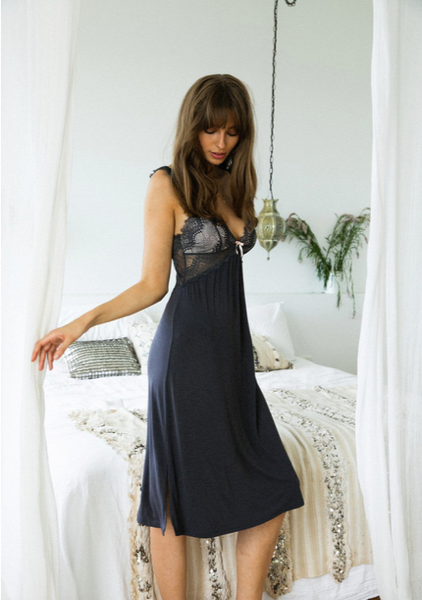 sustainable sexy nightgown