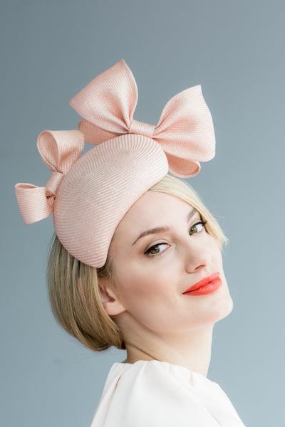Joanne Edwards Millinery Headpiece with Homebodii