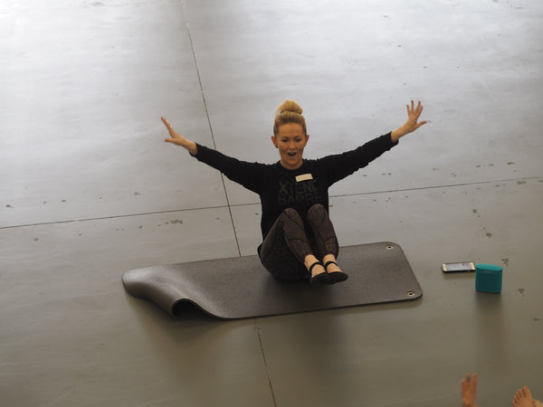 X-tend Barre Instructor Stacey Chew
