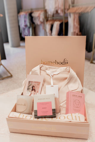 Homebodii Bridal Experience In store Bridesmaids Bridal Party