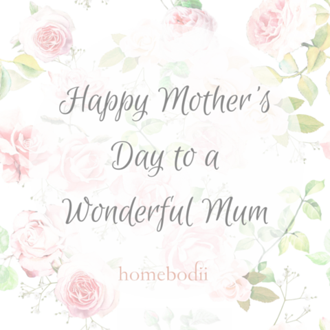 homebodii mother's day ecard