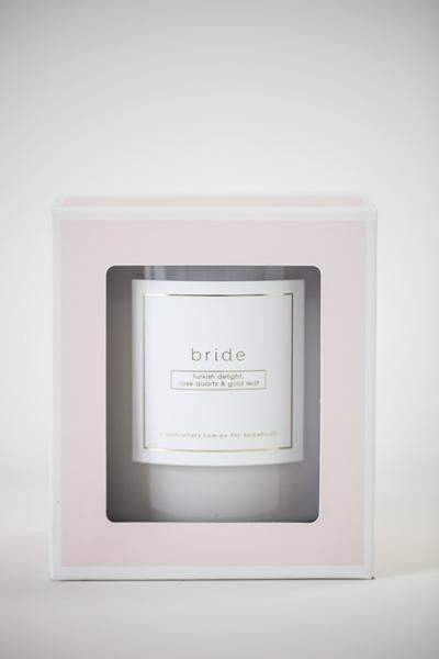 homebodii wedding candles