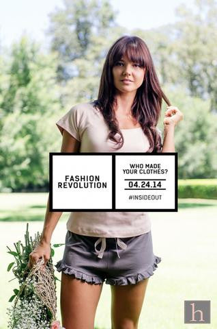 fashion revolution- who made your clothes?
