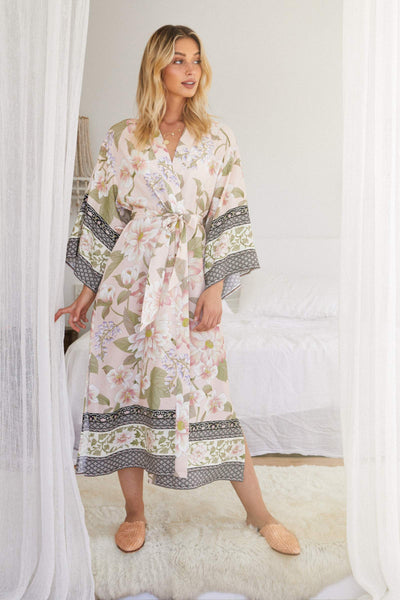 China Doll Robe - Homebodii