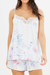 Annabelle Watercolour Cami Set - Homebodii