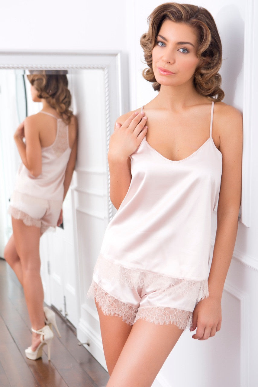 Elouise Cami & French Knicker Set