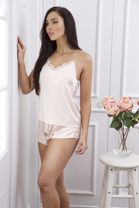 Rhea Cami Set Blush
