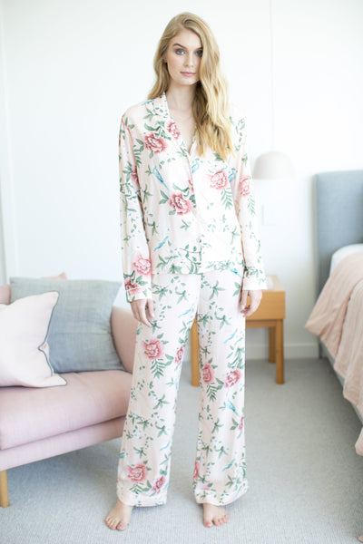 Natice Long PJ Set - Homebodii