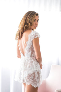 Tatiana Lace Skirt - Homebodii