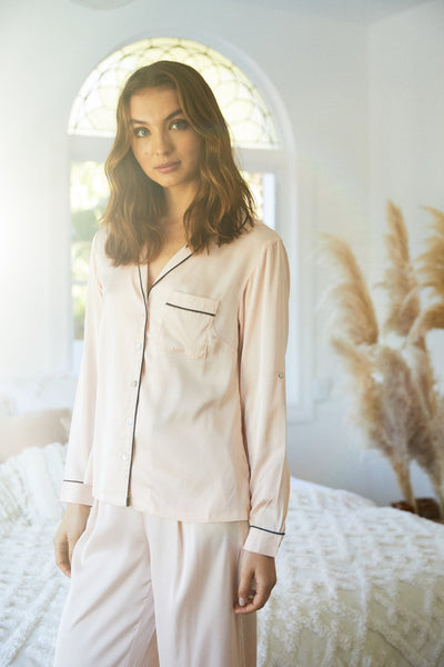 Zoe Long PJ Set
