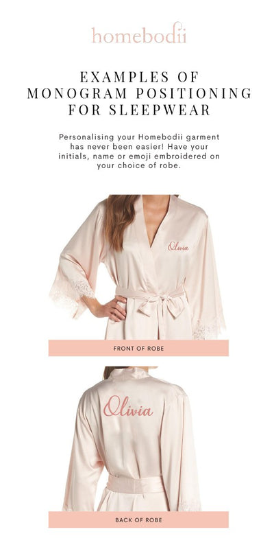 Ultimate Lux Robe - Blush - Homebodii