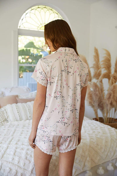 Woodstock Short PJ Set - Homebodii