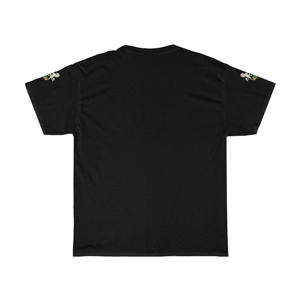 APC Unisex Heavy Cotton Tee, 100% cotton, elegant feel.